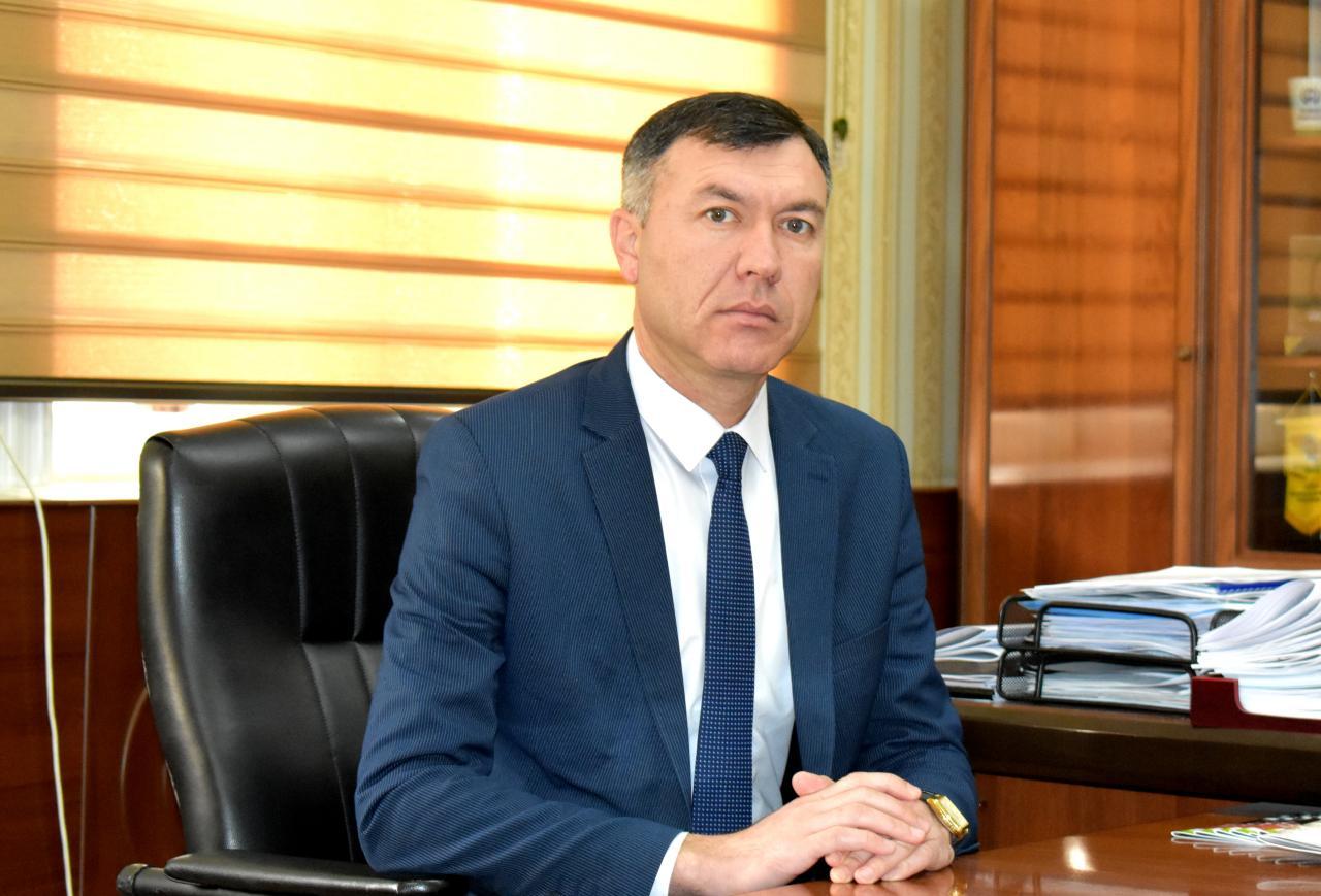 Samarqand davlat chet tillar instituti rektori  Ilxomjon Tuxtasinovning jamoaga Murojaati